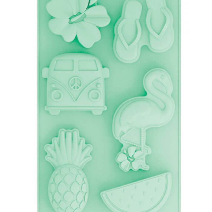 Summer Baking Molds
