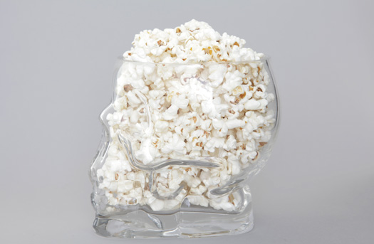Crystal Skull Bowl