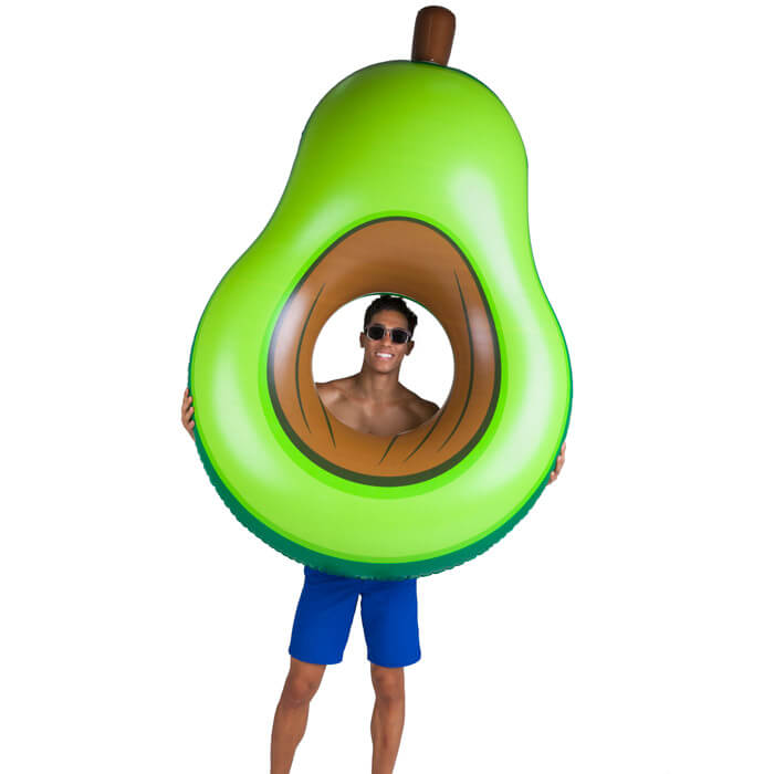 Giant Avocado Pool Float