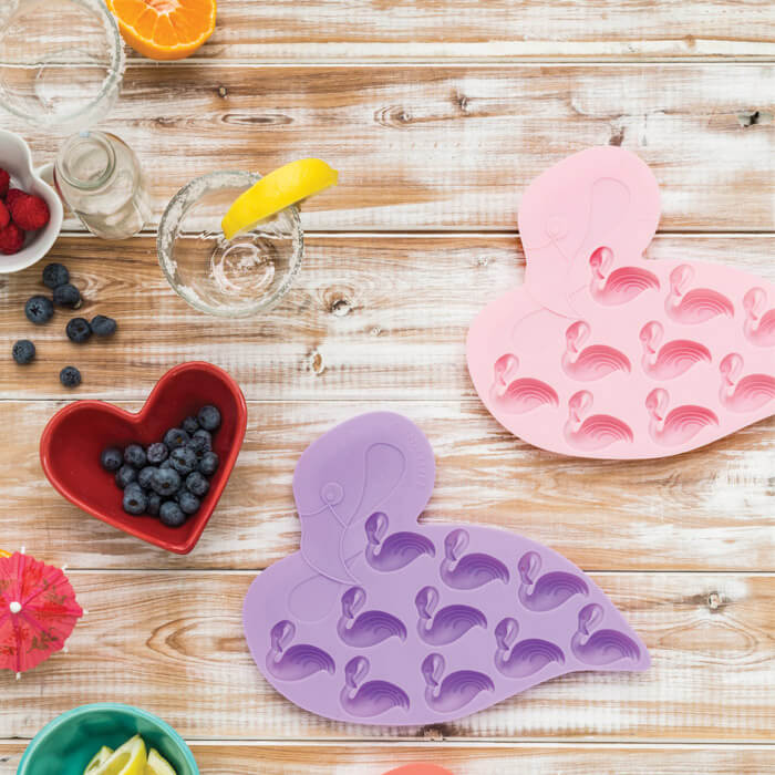 Flamingo Ice Trays