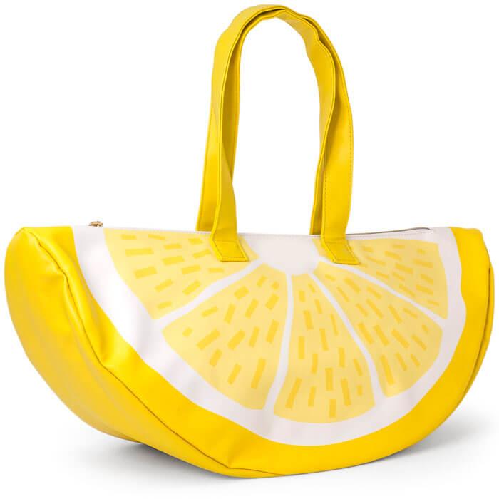 Kühltasche Zitrone