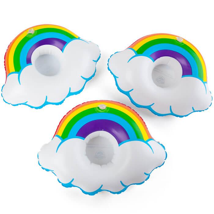 Beverage Boats Happy Rainbows
