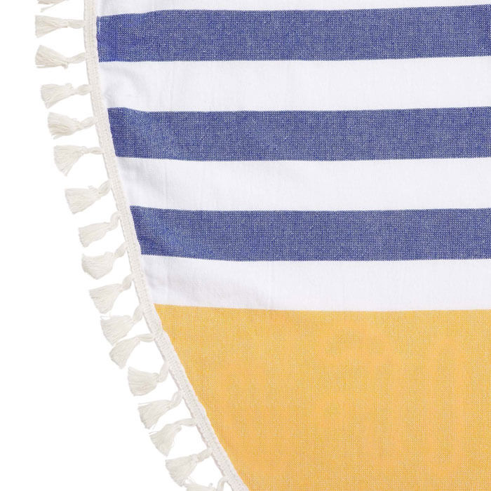 Round Fouta Towel Catalina