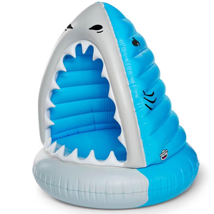 Giant Man-Eating Shark Pool Float