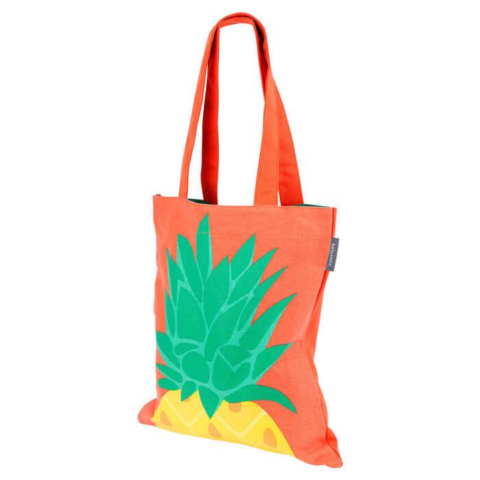 Ananas Stoffbeutel