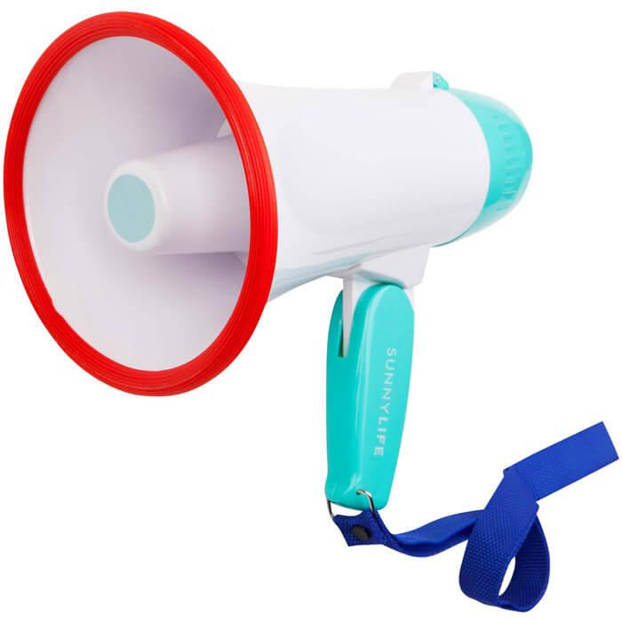 Lifesaver Megaphone