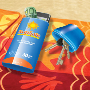 TanSafe Beach Safe