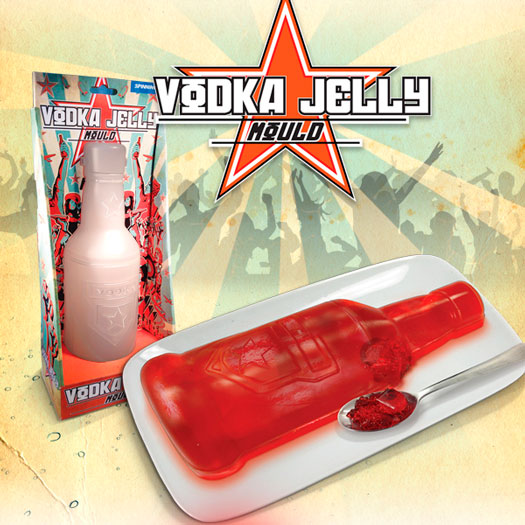 Vodka Jelly Mould