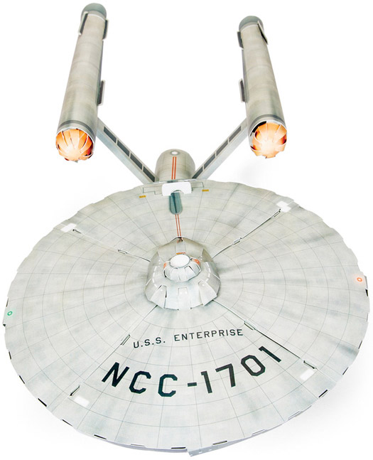 U.S.S Enterprise Model Kit