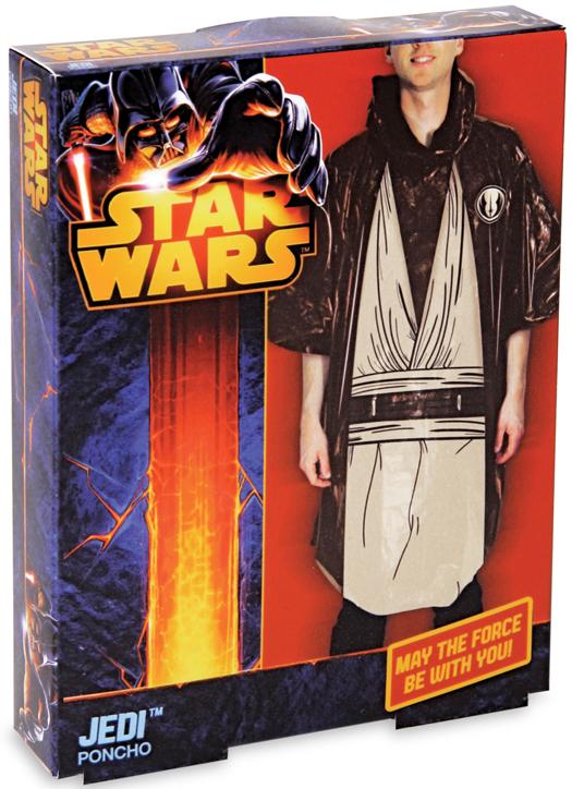 Star Wars Jedi Poncho