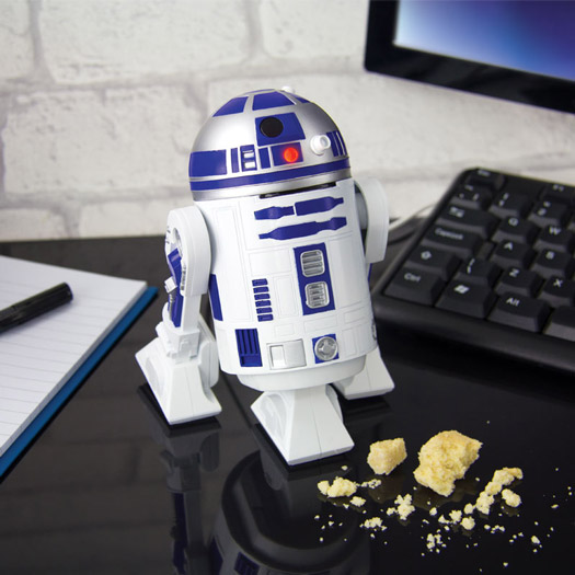 R2-D2 Tischstaubsauger
