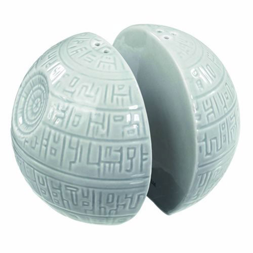 Star Wars Death Star Salt & Pepper Shakers