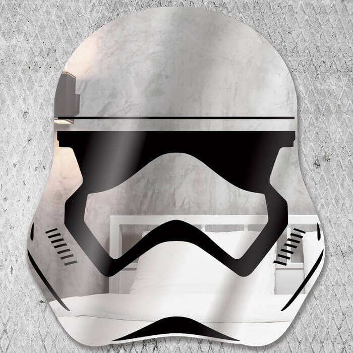 Stormtrooper Mirror