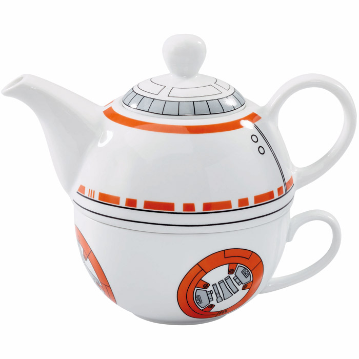BB-8 Teapot & Cup Set