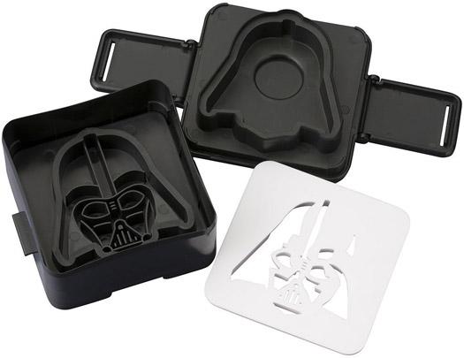 Star Wars Pouch Sandwich Shaper Darth Vader