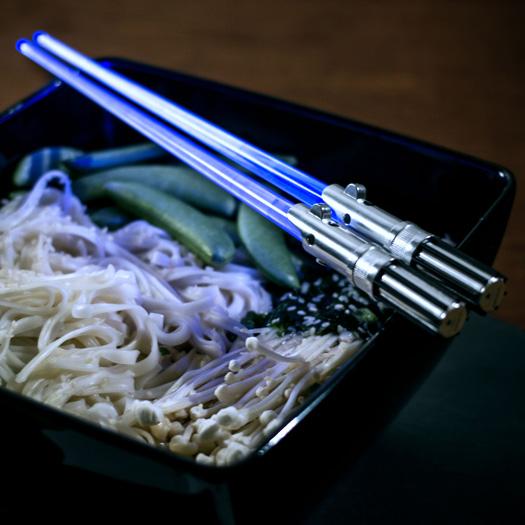 Bacchette Cinesi Guerre Stellari Spada Laser - Gadgets, Idee regalo ...