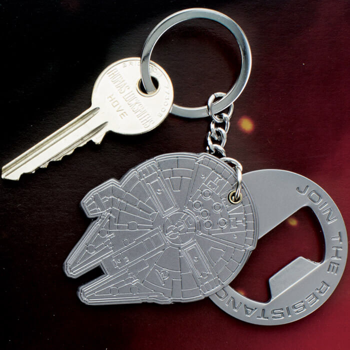 Millennium Falcon Bottle Opener