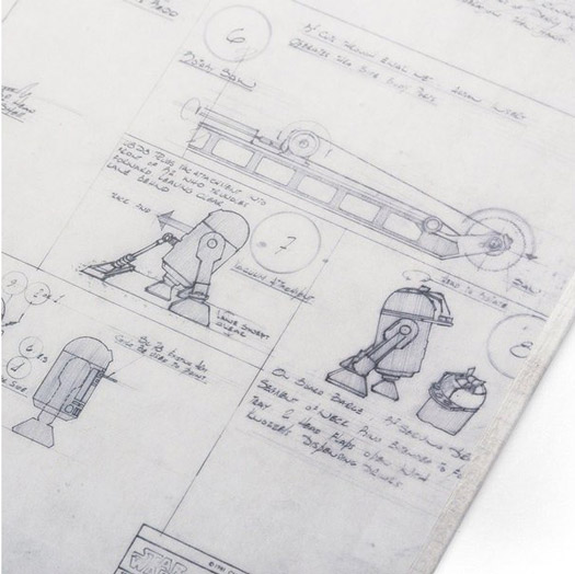 Star Wars Droid Maintenance Manual