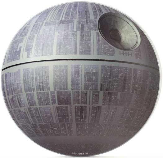 Star Wars Todesstern Küchenbrett