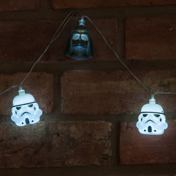 Star Wars Lichterkette