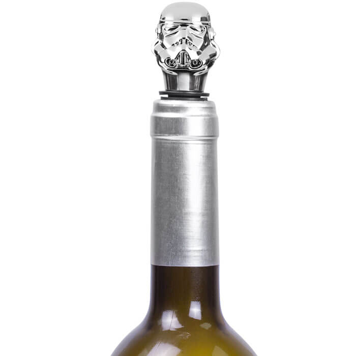 Original Stormtrooper Wine Bottle Stopper