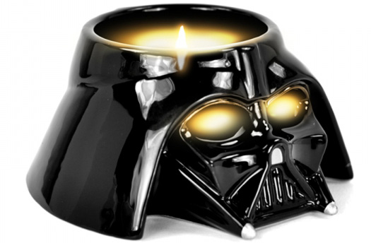 Darth Vader Tea Light Holder