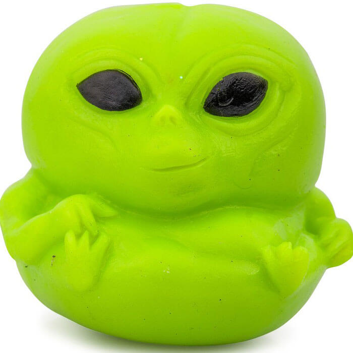 Alien Splat Ball