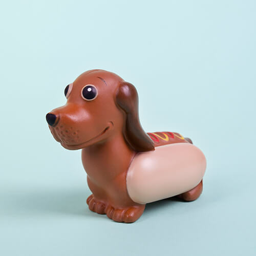 Sausage Dog Stress Squeezer