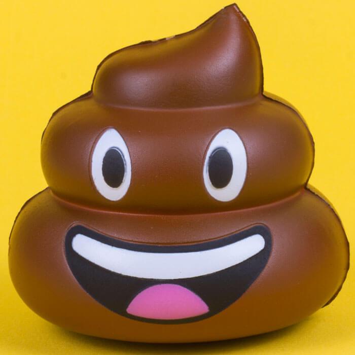 Poo Stressball