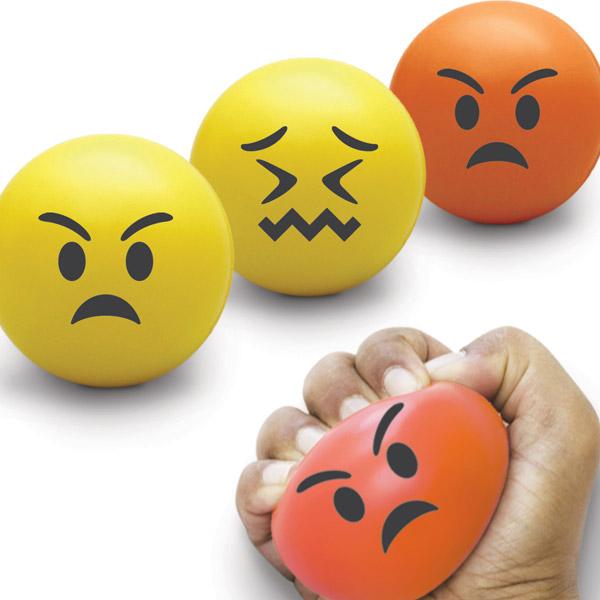 Emoji Stressbälle