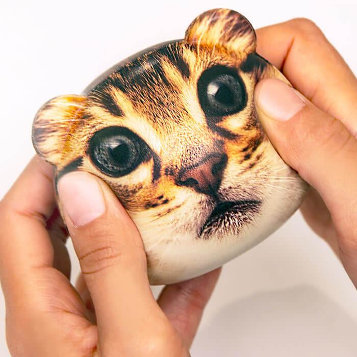 Feline Fire Stress Balls