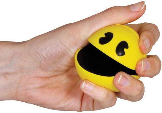 Pac Man Stress Ball