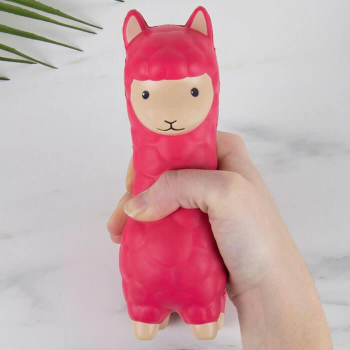 Calma Llama Stress Toy