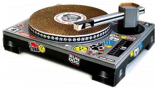 DJ Pult für Katzen