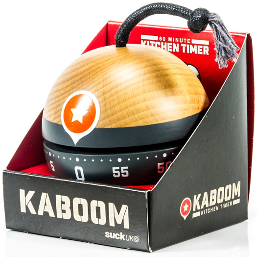 Kaboom Kitchen Timer