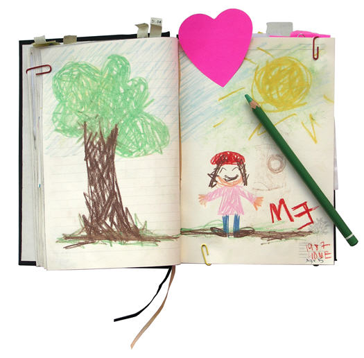 Tagebuch Meine Lebensgeschichte