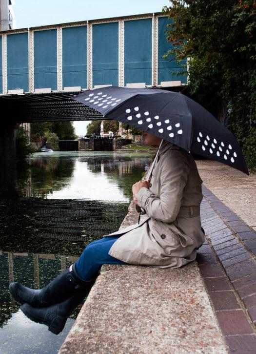 Colour Changing Umbrella