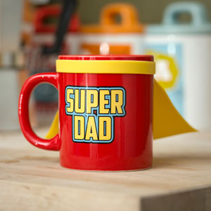 Super Dad Tasse