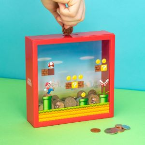 Super Mario Money Box