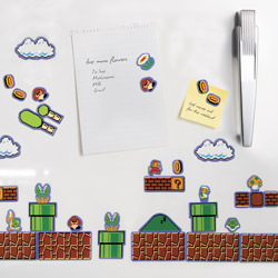 Super Mario Bros. Magnet-Set