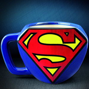Superman Tasse
