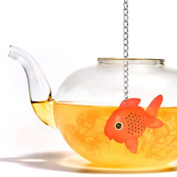 Tea Infuser Goldfish