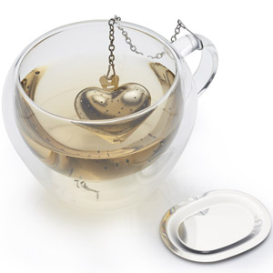 Heart Tea Infuser
