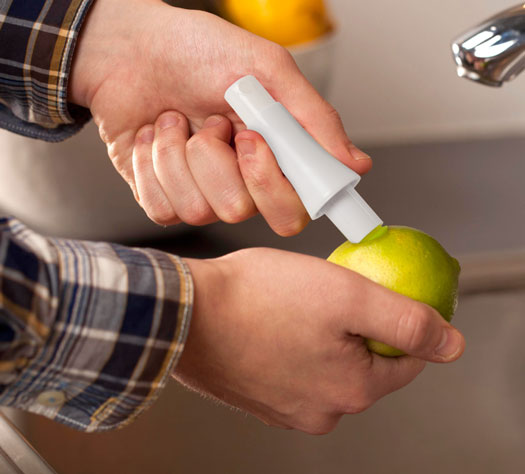 Sprühkopf für Zitrusfrüchte