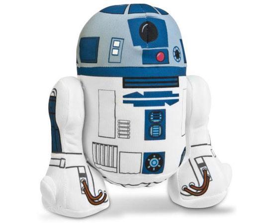 Star Wars Sprechender R2-D2 aus Plüsch