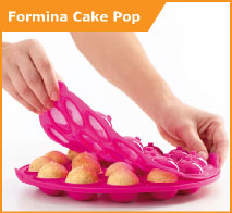 Formina per Cake Pop in Silicone
