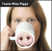 Tasse Miss Piggy