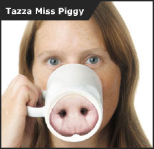 Tazza Miss Piggy