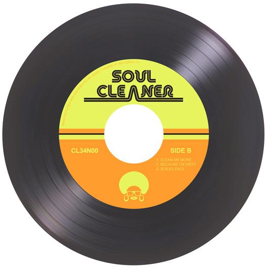 Schallplatten Säubern