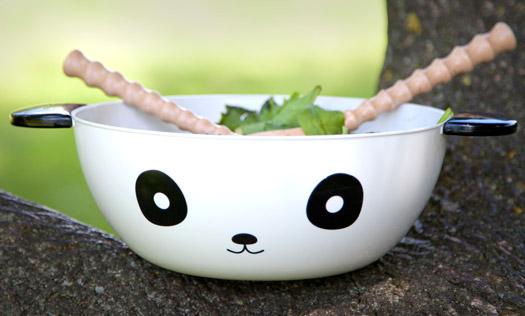 Panda Schüssel